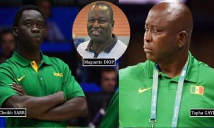 BASKETBALL – Moustapha Gaye nouveau DTN, Cheikh Sarr remercié