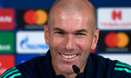 Zidane n'a pas peur de Liverpool