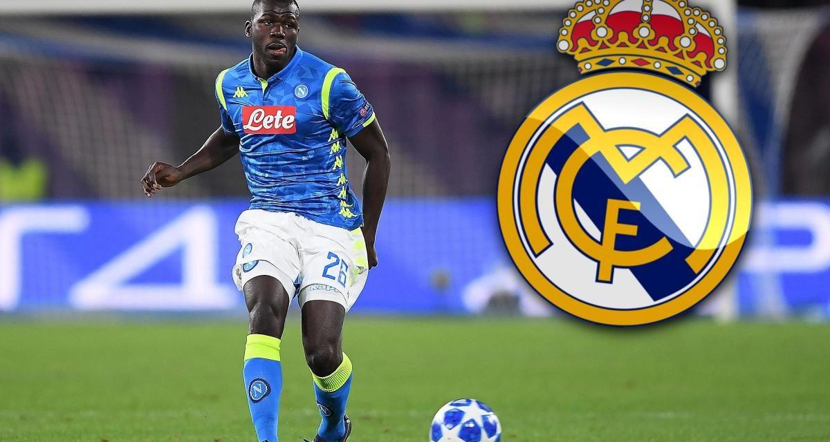 MERCATO – Le Real Madrid ne lâche pas Koulibaly