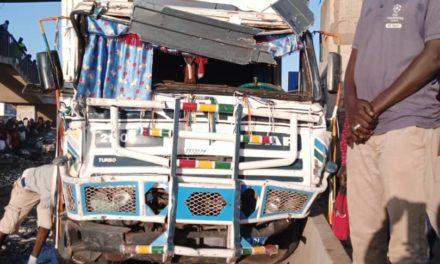Accident tragique au pont de l'Emergence :  l'un des conducteurs des camions frigorifiques s'explique