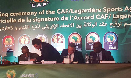 CAF – LAGARDÈRE – L'audit qui affole le foot