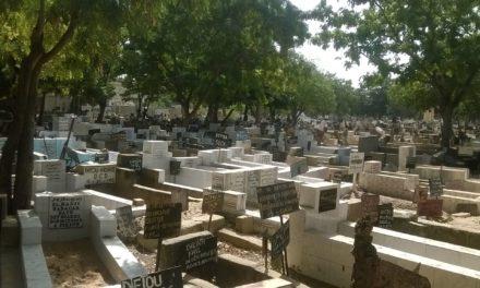Cimetière de Yoff: 37 inconnus inhumés ce week-end