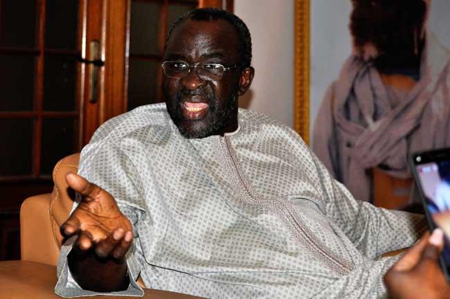 APR – Cissé Lô renonce à toute ambition politique