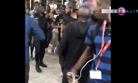 Vidéo – MANIF' DE NOO LANK – Thiat et Alioune Sané de Y'en a marre interpellés