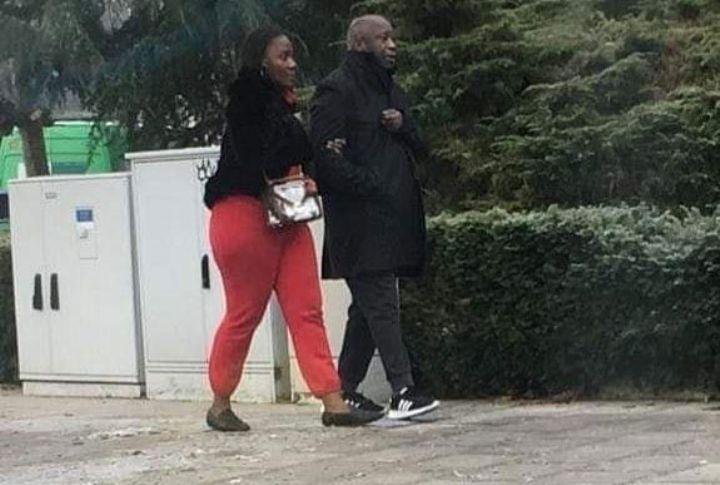 BRUXELLES – Première apparition publique de Laurent Gbagbo