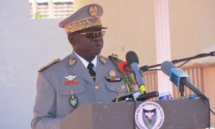 ARMEE : Le général Cheikh Guèye fait ses adieux aux troupes