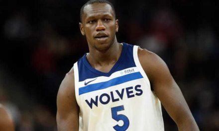 NBA – Gorgui Sy Dieng porte Minnesota