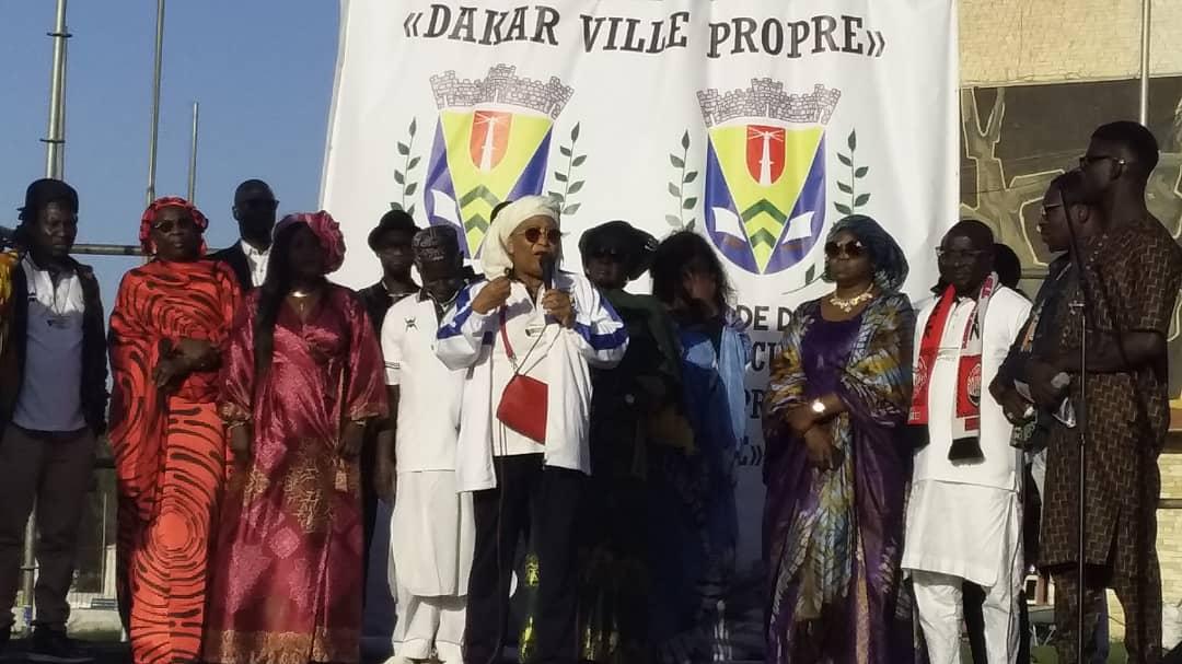 DAKAR VILLE PROPRE LANCÉ – Soham El Wardini pour le durcissement des peines