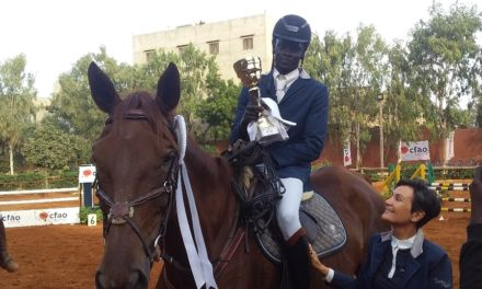 EQUITATION GRAND PRIX CFAO : Babacar Ngom au sommet de son art
