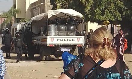 MANIFESTATION DES PECHEURS – Un policier tabassé à Mbour