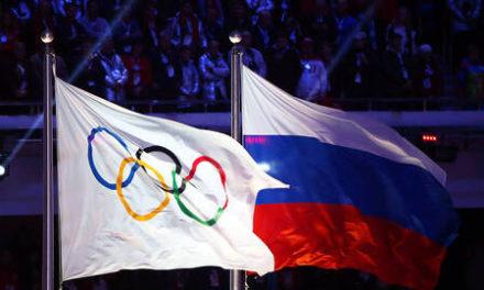 DOPAGE : La Russie exclue des JO pour 4 ans