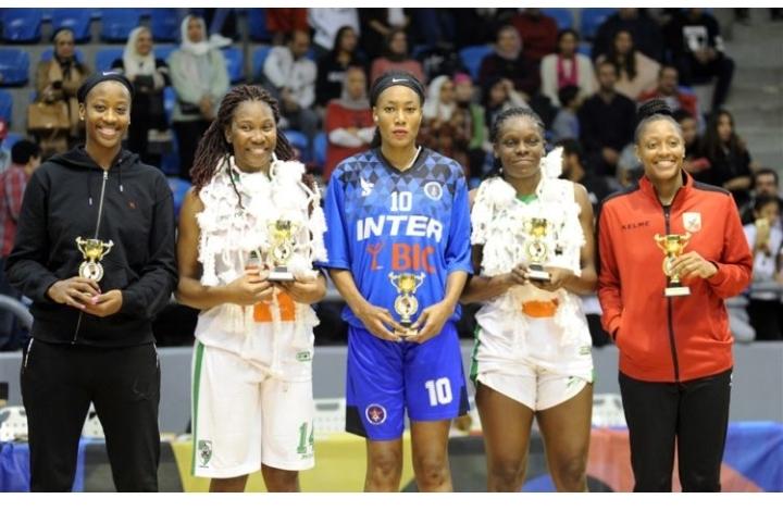 CHAMPION'S CUP – Astou Traoré dans le cinq majeur