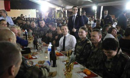 """SAHEL – La France prévoit d'""""ajuster son effort"""""""