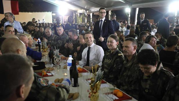 COTE D'IVOIRE – Macron dit vouloir donner «une nouvelle force» à l'opération Barkhane