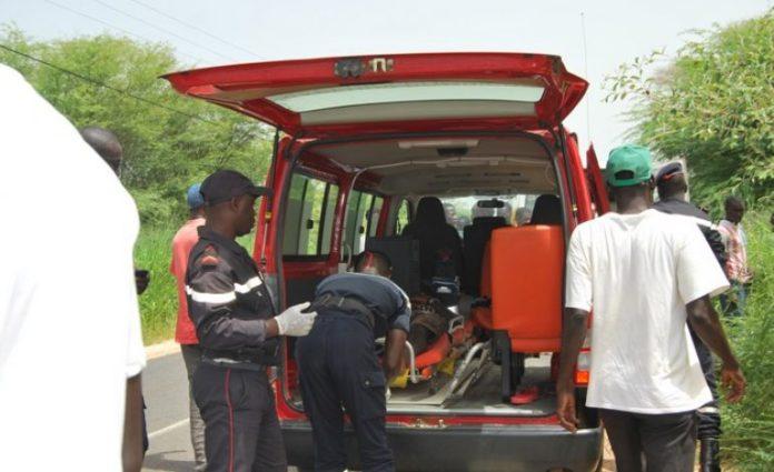 KOUNGHEL : Trois morts et des blessés dans un accident