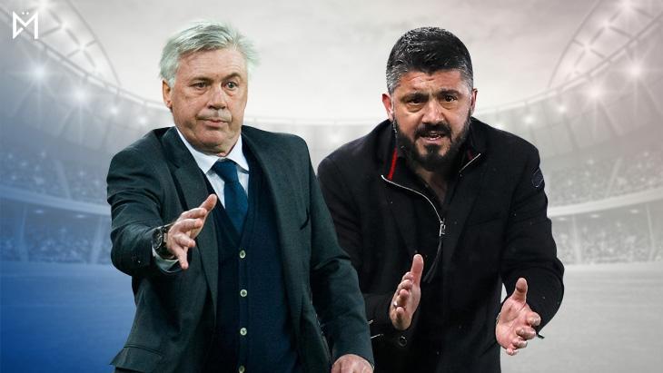 NAPLES – Ancelotti viré, Gattuso annoncé