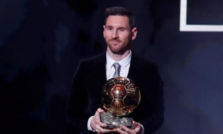 BALLON D'OR – Messi puissance 6