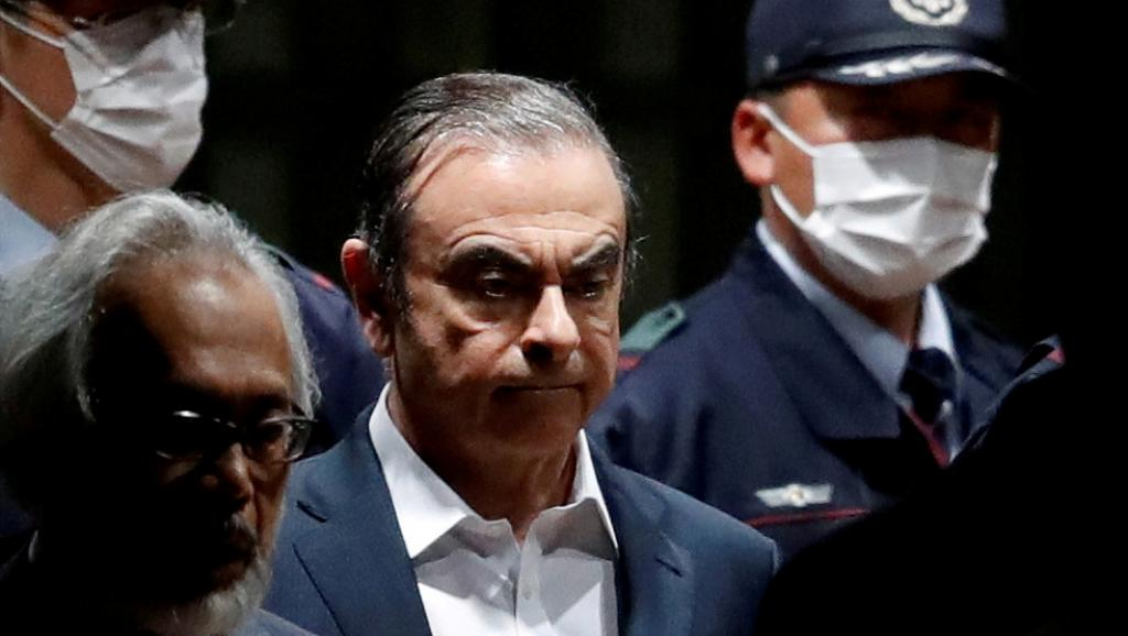 CAVALE DE CARLOS GHOSN – Interpol activé