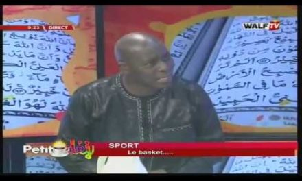 """VIDEO – Cheikh Tidiane Gomis de Walf : """"la fédération sénégalaise et les 9 milliards…"""""""