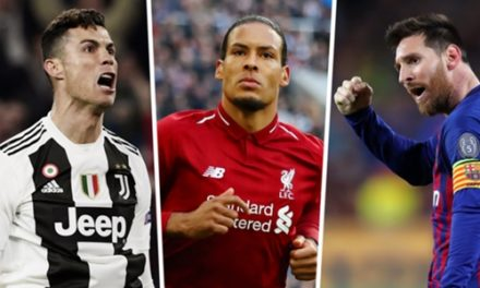 FRANCE FOOTBALL – L'équipe type de la décennie sans aucun joueur africain