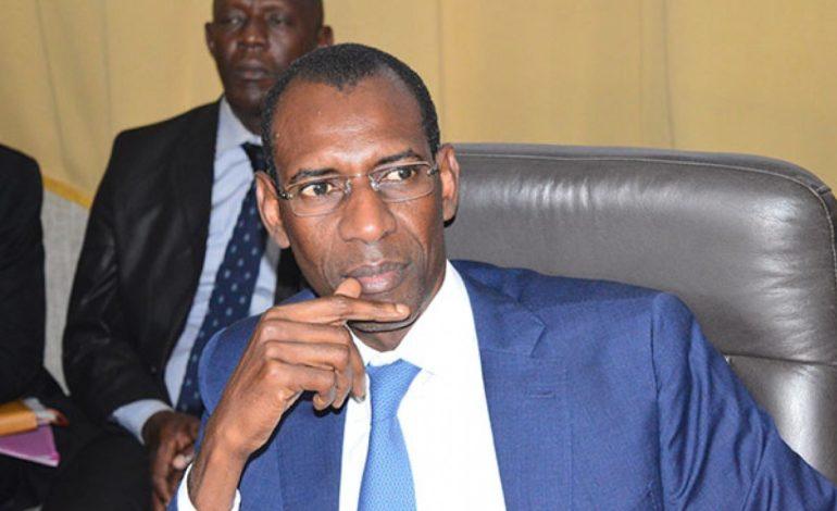 POLEMIQUE SUR LES FINANCES DE L'ETAT : Abdoulaye Daouda Diallo rassure
