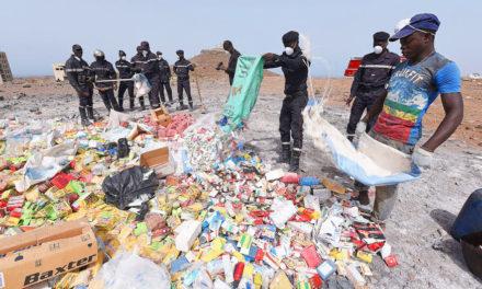 KARANG-De faux médicaments d'une valeur de 46 millions F Cfa saisis