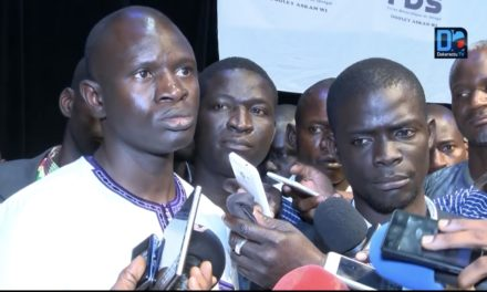 ARRESTATION DE BABACAR DIOP – L'Université se mobilise