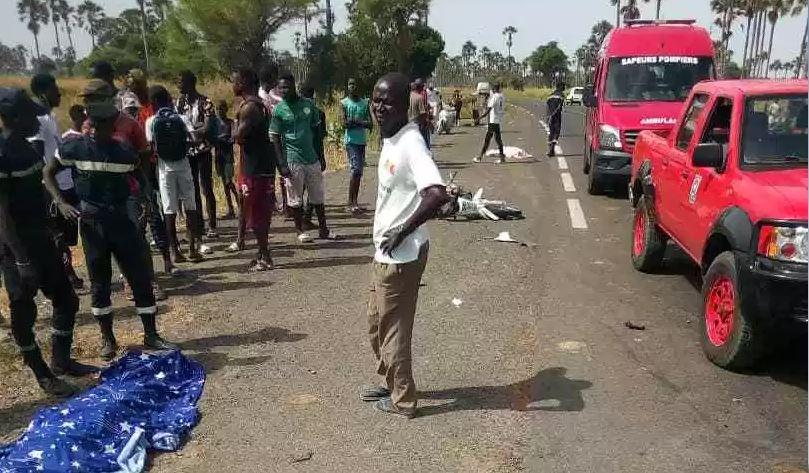 LOUGA – Un mort et trois blessés dans un accident