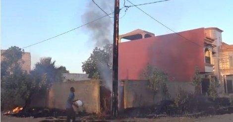 TOUBA – Deux morts dans un incendie