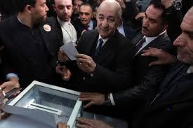ALGERIE- Abdelmadjid Tebboune, nouveau président, avec 58,15% des suffrages