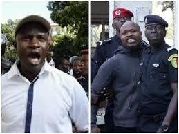 Dr Babacar Diop libéré, Guy Marius Sagna reste en prison