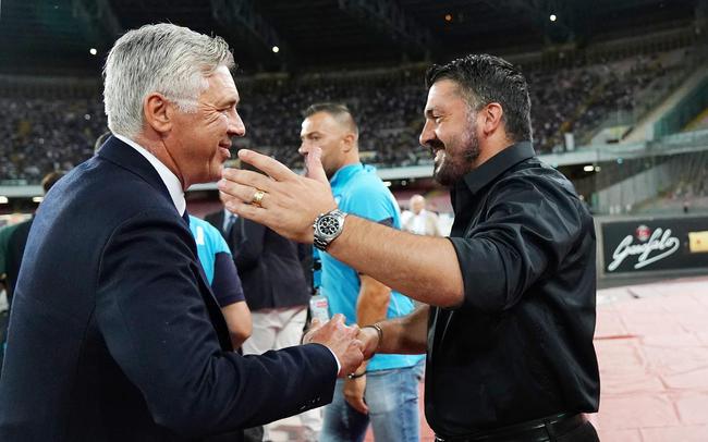 Les mots de Gattuso pour Ancelotti