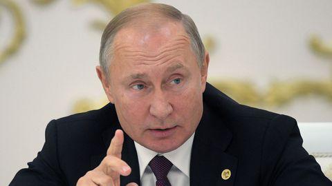 CORONAVIRUS – Poutine affirme que la Russie a inventé un vaccin