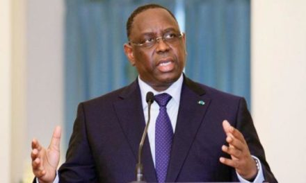 CORONAVIRUS – Macky Sall invite au respect des recommandations sanitaires