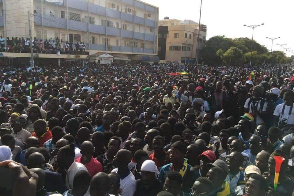 DEMOCRATIE ET LIBERTE – Le Sénégal quitte le Top 10 africain