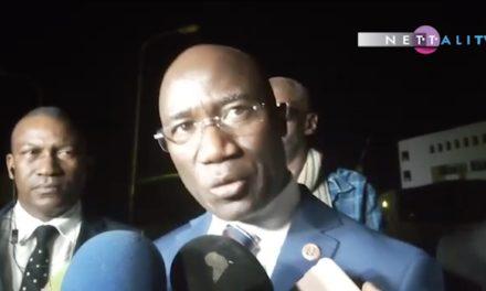 VIDEO – Manif'devant le Palais : Guy Marius et 7 autres manifestants placés sous mandat de dépôt