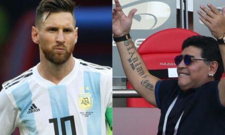 BALLON D'OR 2019 – Maradona détrône Messi et choisit Mané