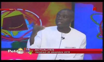 WALF TV ET FM – Moustapha Diop aux commandes
