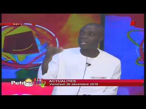 """VIDEO – Moustapha Diop de Walf sur la hausse de l'électricité : """"il ne faut pas se tromper de combat"""""""