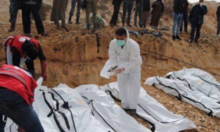NAUFRAGE – Les corps des 13 Sénégalais enterrés à Nouadhibou