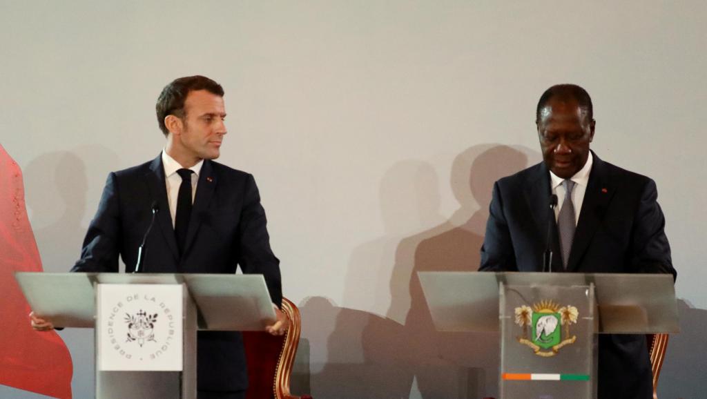 MONNAIE – Ouattara annonce la fin prochaine du Cfa