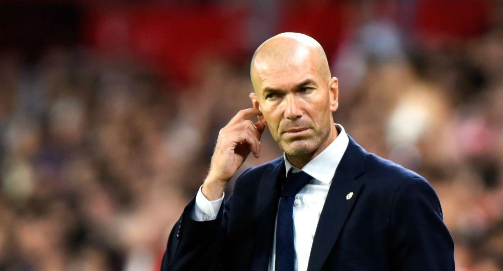 JUVE – Zidane dément une approche