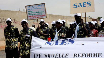 ENSEIGNEMENT SUPÉRIEUR – Le Saes annonce une grève