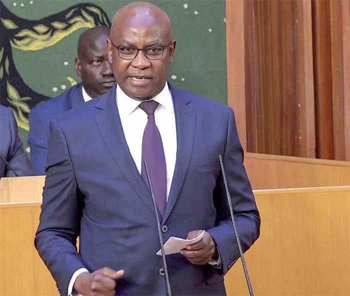 DECRET DE REQUISITION – Serigne Mbaye Thiam accusé