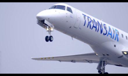 ZIGUINCHOR – L'aile d'un avion de Transair prend feu au décollage