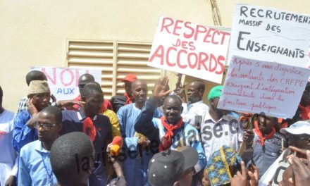 Perturbations en vue dans l'éducation : l'Uden annonce le dépôt d'un préavis de grève