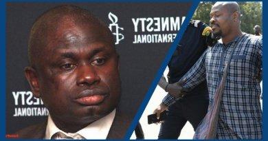 ARRESTATION DE GUY MARIUS SAGNA ET CIE-Seydi Gassama annonce une forte mobilisation