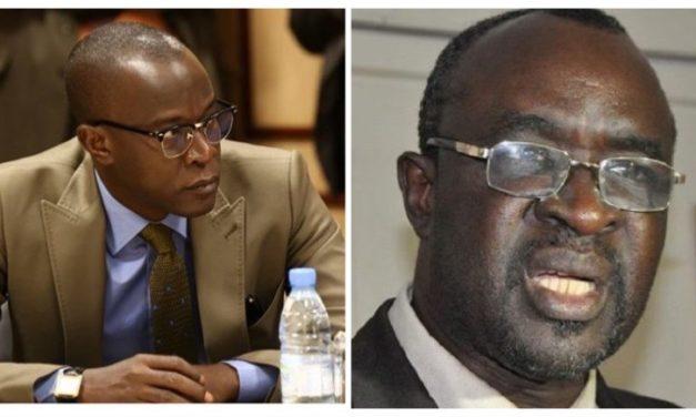 INJURES DE CISSE LO – Yakham Mbaye porte plainte