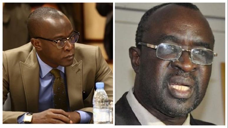 CISSE LO COGNE YAXAM MBAYE – «C'est un menteur, il a détourné des millions»