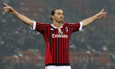 MILAN AC : Zlatan is back!